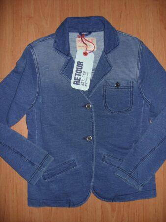 Afbeelding van Blauwe Retour jeans colbert 128