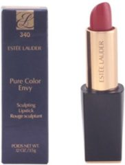 Rode Estée Lauder Pure Color Envy Sculpting lippenstift - 340 Envious