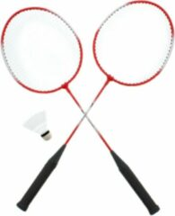 Zwarte Discountershop Slazenger badmintonset Inclusief shuttles | Badminton | Sport