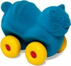 Rubbabu - Dier op wielen kat