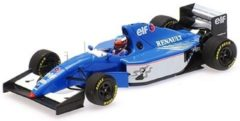 Formule 1 Ligier Renault JS39B M. Schumacher Testing Estoril 12.12.1994 - 1:43 - Minichamps