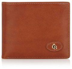 Castelijn & Beerens Gaucho Billfold 8 Creditcards cognac Heren portemonnee