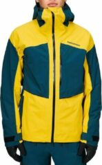 Gele Peak Performance - Gravity Ski Jacket - Heren - maat XL