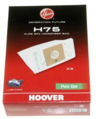 Hoover Pure Epa Staubsaugerbeutel H75, 35601663