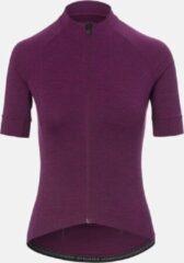 Giro Women's New Road Fietsshirt Fuschia Heather XL