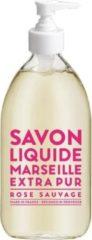 Compagnie de Provence Savon de Marseille vloeibare handzeep Extra Pur Rose Sauvage 500 ml