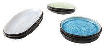 Cosy en Trendy Cosy & Trendy Schaaltjes Fingerfood lichte kleuren set 9 delig