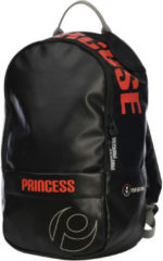 Princess Backpack No Excuse Junior Zwart/Rood