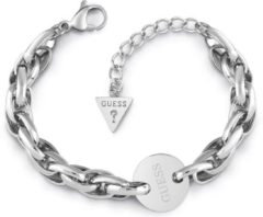 Guess Armbanden Armbanden Chain Reaction UBB29031-S Zilverkleurig