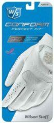 Witte Wilson Staff Comform golf glove handschoen dames - Dames links S