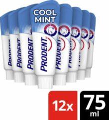 Prodent Prodent Cool Mint Tandpasta - 12 x 75 ml - Voordeelverpakking