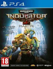 Bigben Warhammer 40,000 Inquisitor: Martyr - PS4