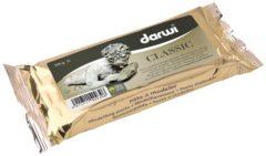 Witte Darwi boetseerpasta Classic pak van 500 g wit