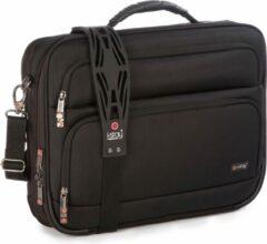 I-Stay Laptoptas Fortis is0202 15,6 inch 40 x 11 x 33 cm Zwart