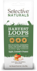 Supreme Selective Naturals Harvest Loops - Knaagdiersnack - 80 g