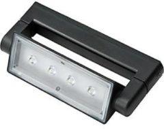LED Wandleuchte Brennenstuhl L PN 403, Aluminium/Kunststoff, schwenkbar, IP 54, 830 lm, 12W