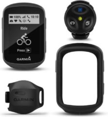 Zwarte Garmin Edge 130 Plus Fietscomputer - MTB bundel