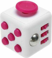 Tokomundo Fidget Cube tegen Stress - Fidget Toys - Stressbal - Speelgoed Jongens - Speelgoed Meisjes - Roze