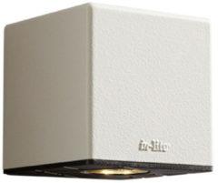 Inlite Opbouwspot Cubid White 12 volt LED In-lite 10301011
