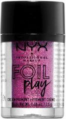 NYX Professional Makeup Lidschatten Nr. 02 - Booming Lidschatten 2.5 g