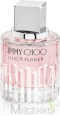 Jimmy Choo Illicit Flower - 60 ml - eau de toilette spray - damesparfum