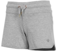 Grijze Reece Australia Classic Sweat Shorts Sportbroek Dames - Maat XL