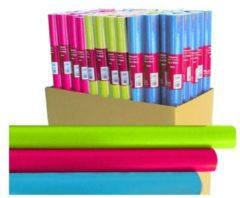 Merkloos / Sans marque Kaftpapier uni trend 2mx 70 cm