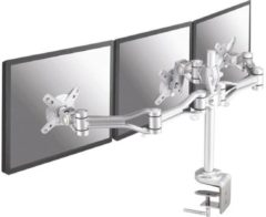 NewStar FPMA-D1030D-3 3-voudig Monitor-tafelbeugel 25,4 cm (10) - 45,7 cm (18) Kantelbaar en zwenkbaar, Roteerbaar
