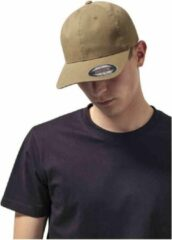 Yupoong Flexfit garment washed cotton dad hat (6997) Loden S/M