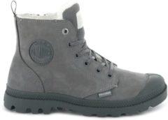 Palladium Pampa Hi Zip WL W 95982-055-M Laarzen Boots Schoenen Grijs - Maat EU 36 UK 3.5