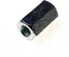 Kelfort Verbindingsmoer M 5 gegalvaniseerd zeskant (100st.)