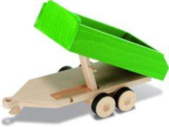 Nic houten speelgoed Tandem Anhänger