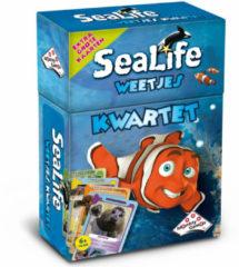 Identity Games Sealife Weetjes Kwartet - Kaartspel