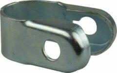 Zilveren Bofix Zadelstrop Om Buis 25.4 Mm (231201)