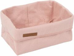 Roze Little Dutch Commodemandje groot - pure pink