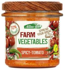 Allos Farm Vegetables Pittige Tomaat (135g)