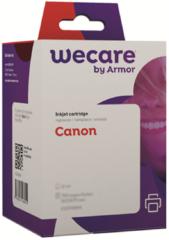 WeCare Cartridge combipack voor Canon PGi550/551 - zwart + kleur (6 stuks)