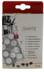 Scanpart reinigingstabletten 10 stuks Reinigingstablet Wit