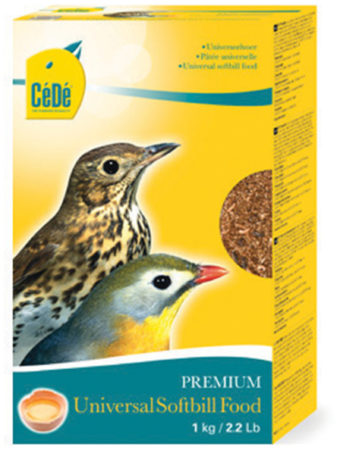 Afbeelding van Cede Universeelvoer - Vogelvoer - 1 kg