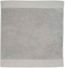 Licht-grijze Seahorse badmat Pure (50x60 cm) Lichtgrijs