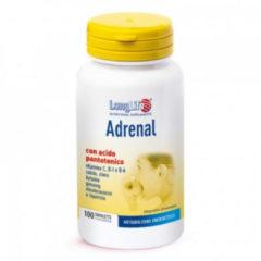 Longlife Adrenal vitamine e minerali 100 tavolette