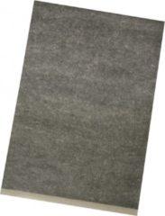 Grijze Rayher hobby materialen 10x Carbonpapier / Transferpapier / Overtrekpapier vellen