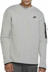 Nike Trui - Mannen - licht grijs,zwart