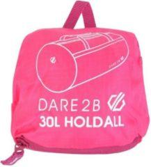 Dare 2b - 30L Packable Holdall - Rugzak - Unisex - Maat Een Maat - Roze