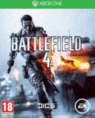 Electronic art Battlefield 4 w/China Rising /Xbox One
