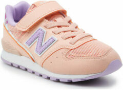 Oranje Lage Sneakers New Balance YV996M2