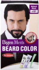 Zwarte Bigen Men's Beard Color