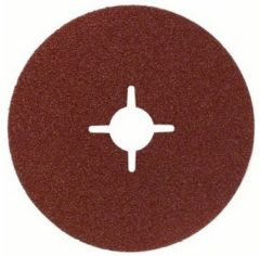 Skil Bosch Schleifpapier für Schleifteller Ø 125 mm, K24, BM für Winkelschleifer 2609256249