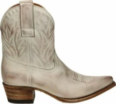 Sendra Gene Berdy dames cowboylaars - Ecru - Maat 37