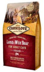 Carnilove Lam & Wild Zwijn Sterilised 400g